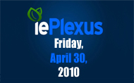 iePlexus Social Media News Brief: April 30, 2010